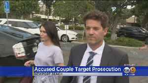 Couple Accused Of Drugging, Raping Women Targets Prosecution [Video]
