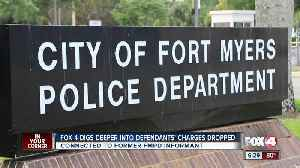 Dozens of defendant charges dropped in connection to former FMPD confidential informant [Video]
