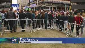 March Madness Music Series Kicks Off At The Armory [Video]