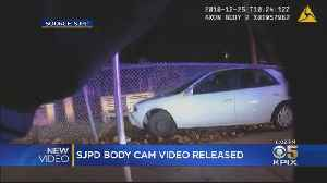 Authorities Release Video Of Fatal SJPD Officer-Involved Shooting [Video]