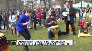 2019 Hash Bash expected to attract a huge crowd to Ann Arbor [Video]