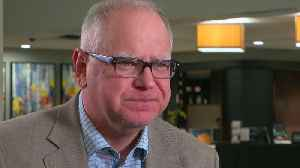 Gov. Tim Walz: Minnesota's Head Coach [Video]