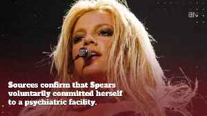 Superstar Britney Spears Is In A Psychiatric Facility [Video]
