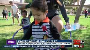 Garces hosts annual Day of Play [Video]