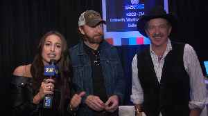 Backstage ACM Awards: Brooks And Dunn 'We're Bringing Our Hot Air Balloon Back... They Don't Know It Yet' [Video]