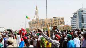 Protests in Mali against president for failing to stop violence [Video]