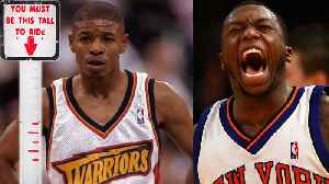 Muggsy Bogues, Nate Robinson & NBA Ballers Under 6ft That CHANGED The Game! [Video]