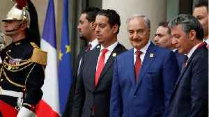 Italy Tells Haftar to Stop His Advance On Tripoli [Video]