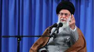 Iran's Khamenei Pushes Iraq To Ensure U.S. Troop Withdrawal 'As Soon As Possible' [Video]