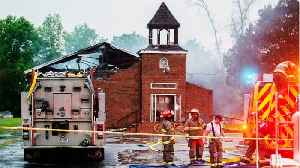 Suspicious Fires Destroy Three Baptist Churches In Louisiana [Video]