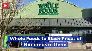 Whole Foods Slashes Some Prices, But... [Video]