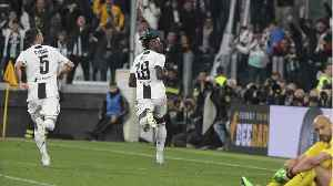 Days After Racial Abuse, Juventus Teen Scores Winner [Video]