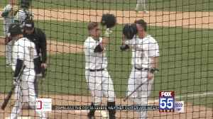 Brunson Hits First Career Homer as 'Dons Duel North Dakota State [Video]