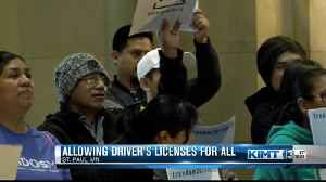 Allowing driver's licenses for all, including undocumented immigrants [Video]