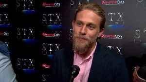 Charlie Hunnam Talks About 'The Gentleman' At CinemaCon 2019 [Video]