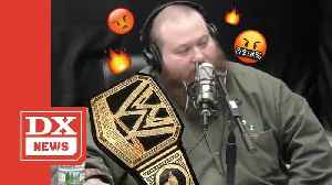 Action Bronson Says He'll Slam Interviewer Through The Wall Because Of Ghostface Killah Question [Video]
