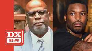 "Meek Mill Calls Christopher Darden A ""House N___a"" [Video]"