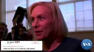 Video Of Kirsten Gillibrand Speaking Mandarin Is A Social Media Hit [Video]