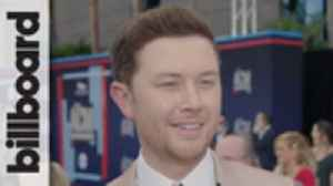 Scotty McCreery Talks 'In Between' & Balancing Family With His Music Career | ACM Awards 2019 [Video]