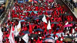 Venezuelans march for power, water and end to Maduro [Video]