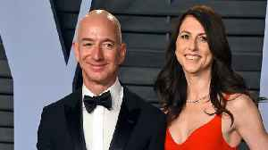 MacKenzie Bezos Became One Of Amazon's First Employees [Video]