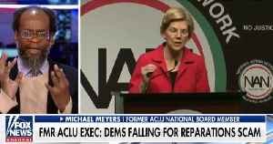 """Ex-ACLU executive Michael Meyers warns blacks to not fall for slavery reparations """"scam."""" [Video]"""
