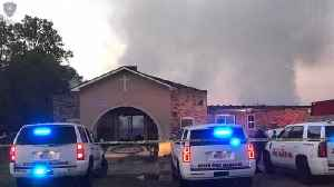FBI Investigates Fires At Historically Black Churches In Louisiana [Video]