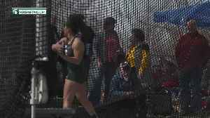 Michigan State Track & Field Finishes Strong at Spartan Invitational [Video]