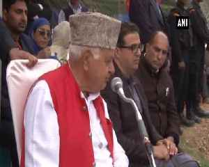 None of Pakistani F 16 jets has been shot down says American govt Farooq Abdullah [Video]
