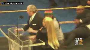 WWE's Bret Hart Attacked In Brooklyn [Video]