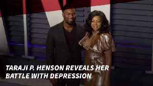 Taraji P. Henson Has Been Battling Depression [Video]