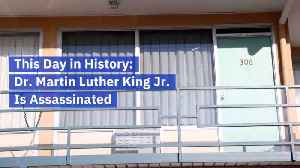 The Horrible Day That MLK Was Shot [Video]