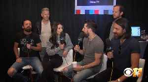 Backstage ACM Awards: Old Dominion Talks About Chances To Repeat Winning Group Of The Year Award [Video]