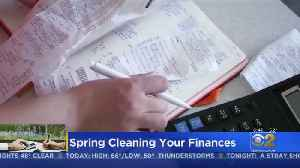 Spring Cleaning Your Finances With 'The Money Coach' [Video]