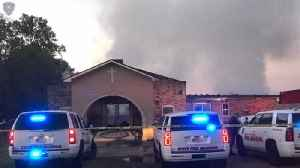 FBI Investigates Fires at Black Churches in Louisiana [Video]