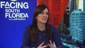 Facing South Florida: Discussing Local & State Issues With New Lieutenant Governor Jeanette Nuñez [Video]