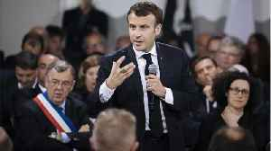 France's Macron to Declare April 7 As Commemoration Day of Rwandan Genocide [Video]