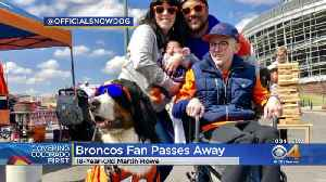 Broncos Fan Passes Away Days After Meeting New Friend, Parker The Snow Dog [Video]
