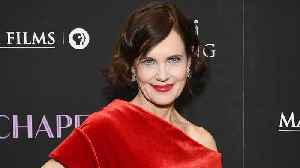 Actress Elizabeth McGovern Opens Up About Her Upcoming Roles in 'The Chaperone' and the 'Downton Abbey' Movie [Video]