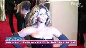 Beyoncé Is Relaunching Her Ivy Park Clothing Line with Adidas [Video]