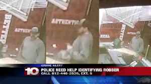 Police looking for robber [Video]