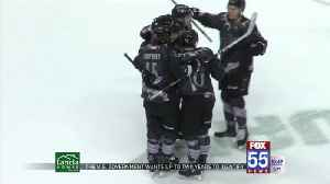 Komets Beat Cyclones to Secure Three Seed in Central Division [Video]