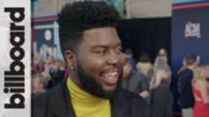 Khalid Talks Crossing Over Into Country Music & Working With Kane Brown | ACM Awards 2019 [Video]