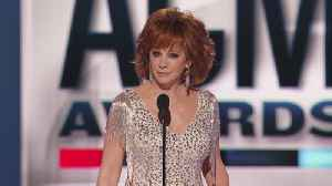 Reba McEntire Opens The 54th ACM Awards With A Lot Of Laughs [Video]
