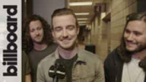 LANCO Talk Winning New Duo or Group of the Year Award | ACM Awards 2019 [Video]
