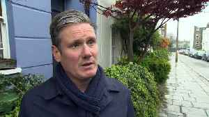 Starmer: 'We haven't found a way forward yet' [Video]
