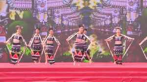 People from ethnic minorities celebrate traditional festival in Hainan [Video]