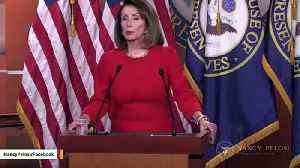 Pelosi, In Apparent Reference To Ocasio-Cortez, Says House Votes More Important Than Twitter Followers [Video]