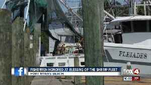 Blessings of the shrimp fleet: Old tradition comes back to life [Video]