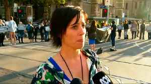 Animal rights activists arrested in Australia [Video]
